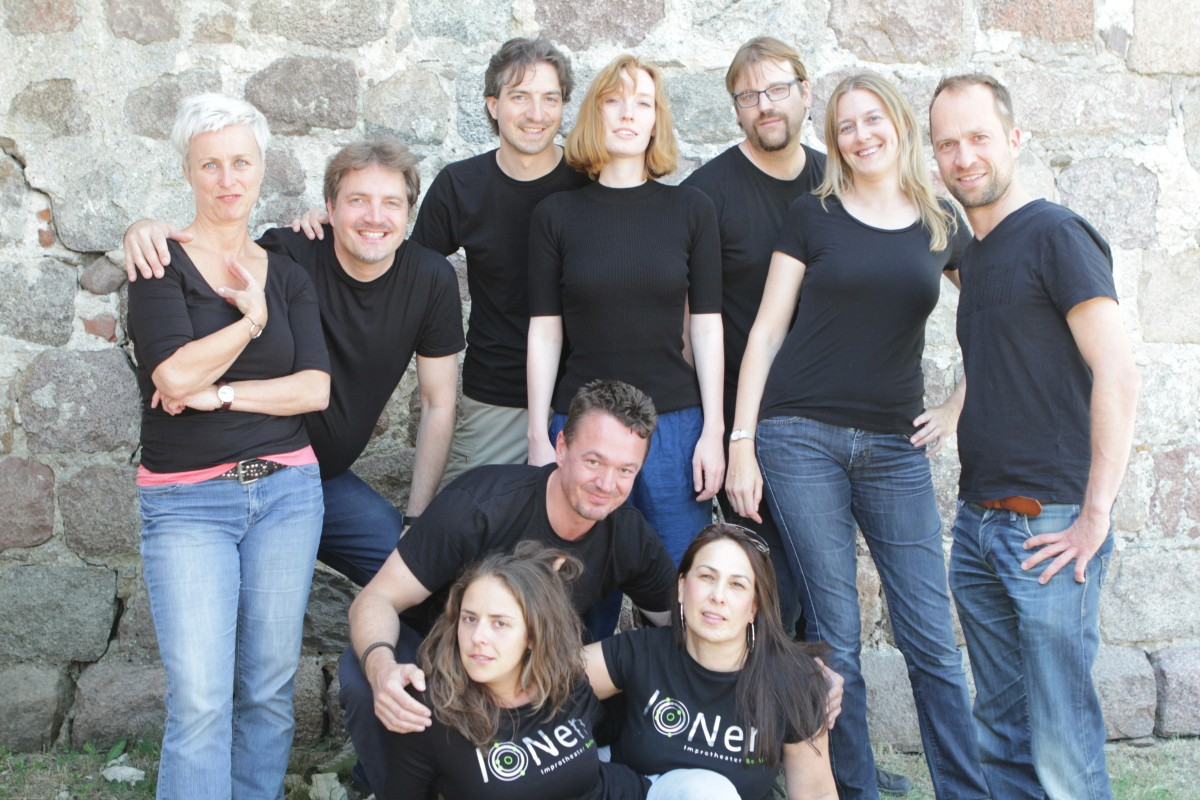 Ionen Berlin Improvisationstheater Juli 2018 Ionen Berlin