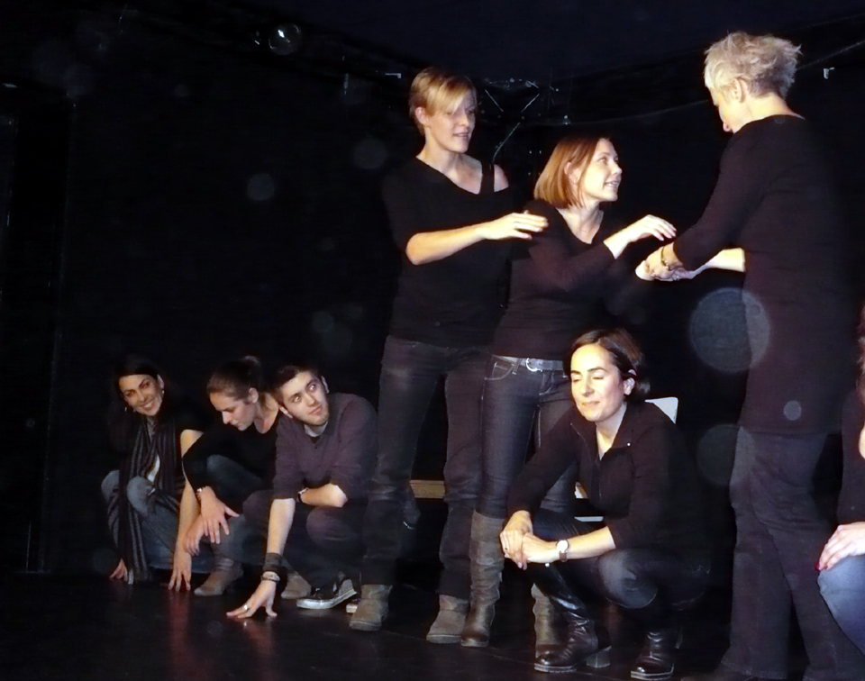 Ionen Improvisationstheater Ionen Berlin